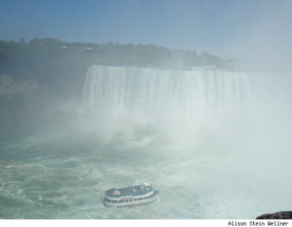 Maid of the Mist, One Touristy Thing Probably Worth Doing Once