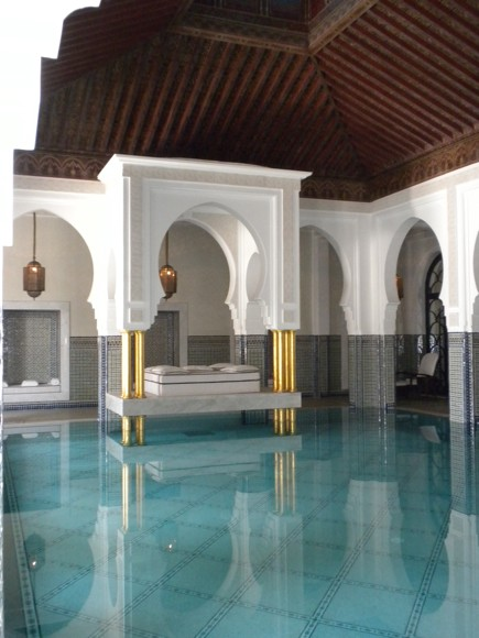 Indoor Pool Available to All Guests