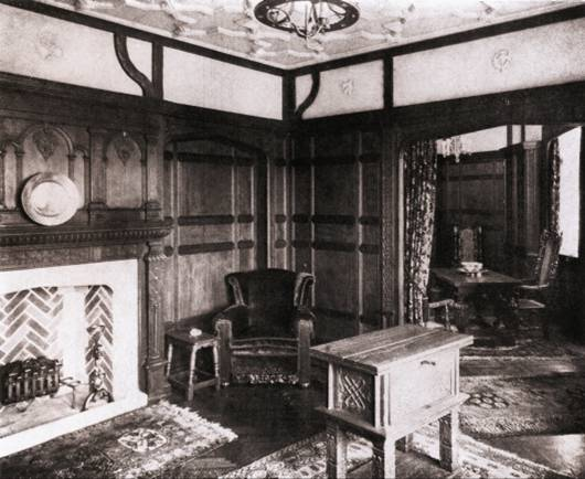 Jacobean Suite, circa 1930s
