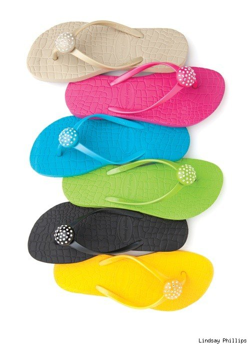 Jordi Flip-Flops, for Fun Summer Style