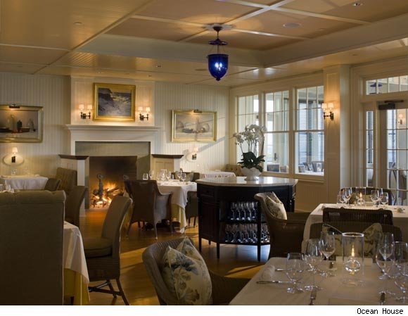 Ocean House dining