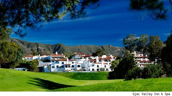 Ojai Valley Inn & Spa is offering an unlimted golf package this summer