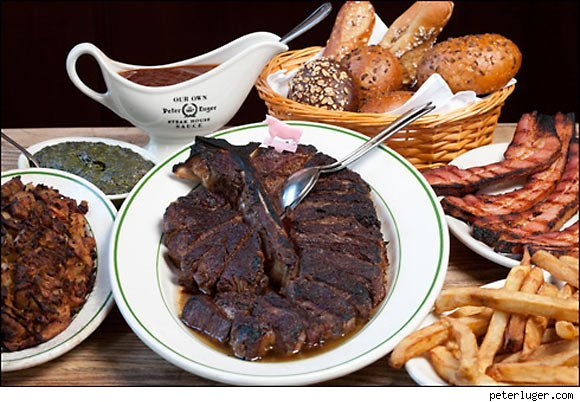 Peter Luger's Steak House