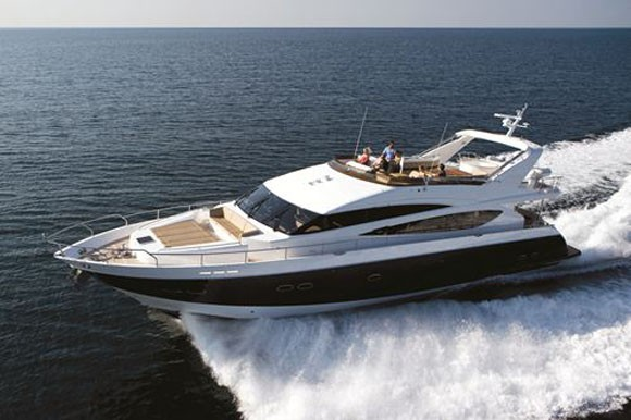 Case in point: Princess Yachts. When the British shipyard came to the North ...