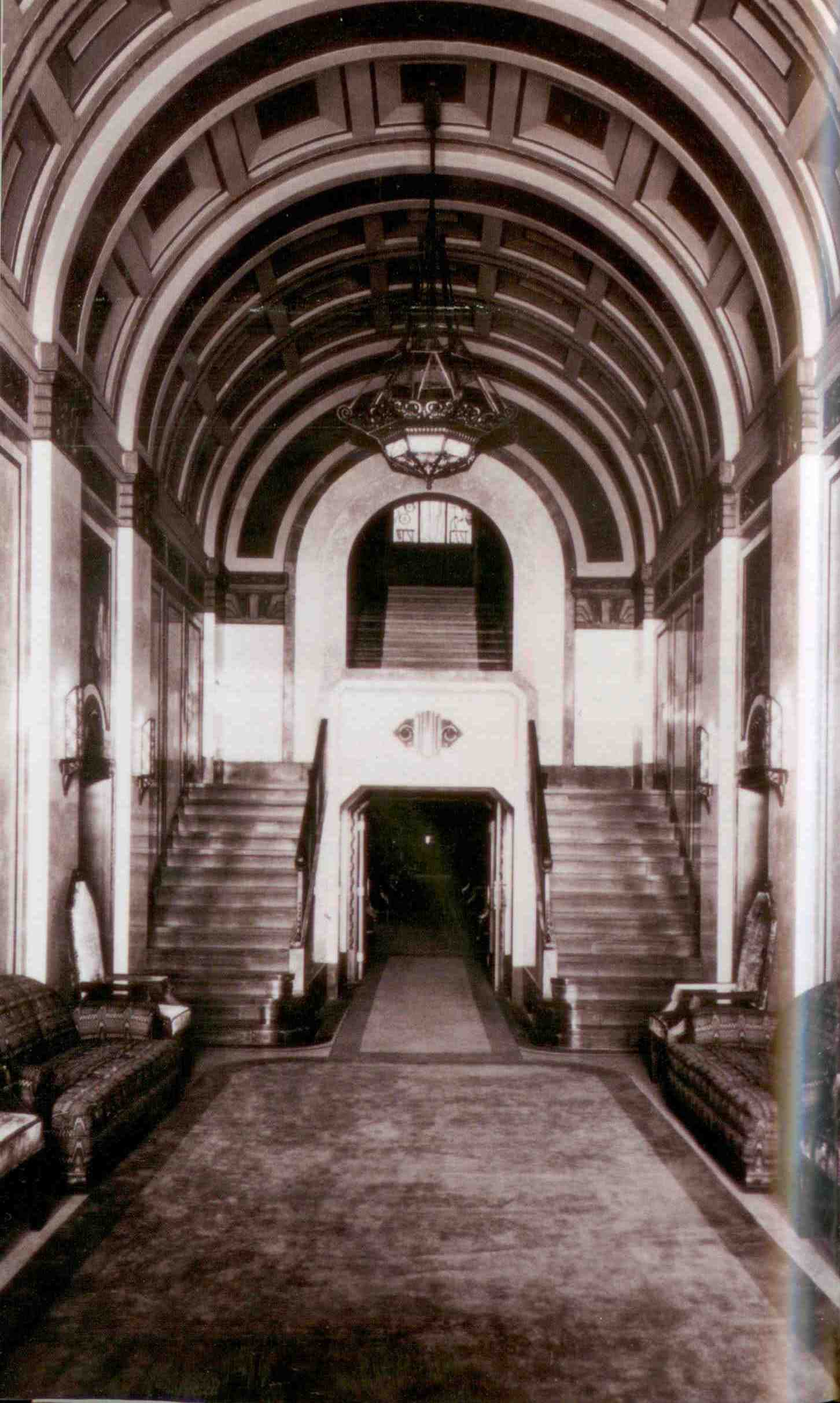 Bund Entrance, Circa 1930s
