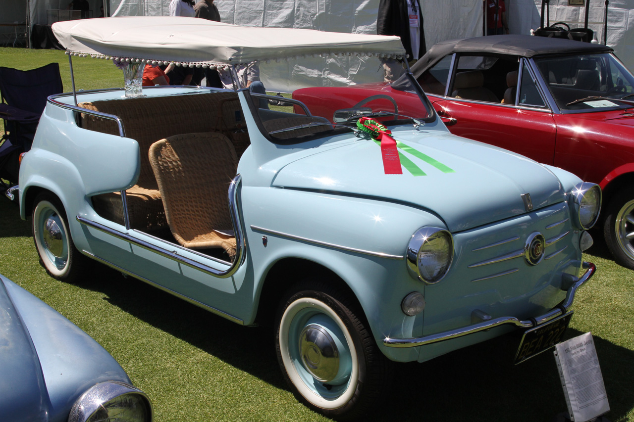 1960 Fiat 600 Jolly, body by Ghia