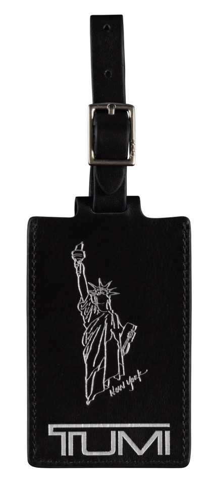 NY Luggage Tag