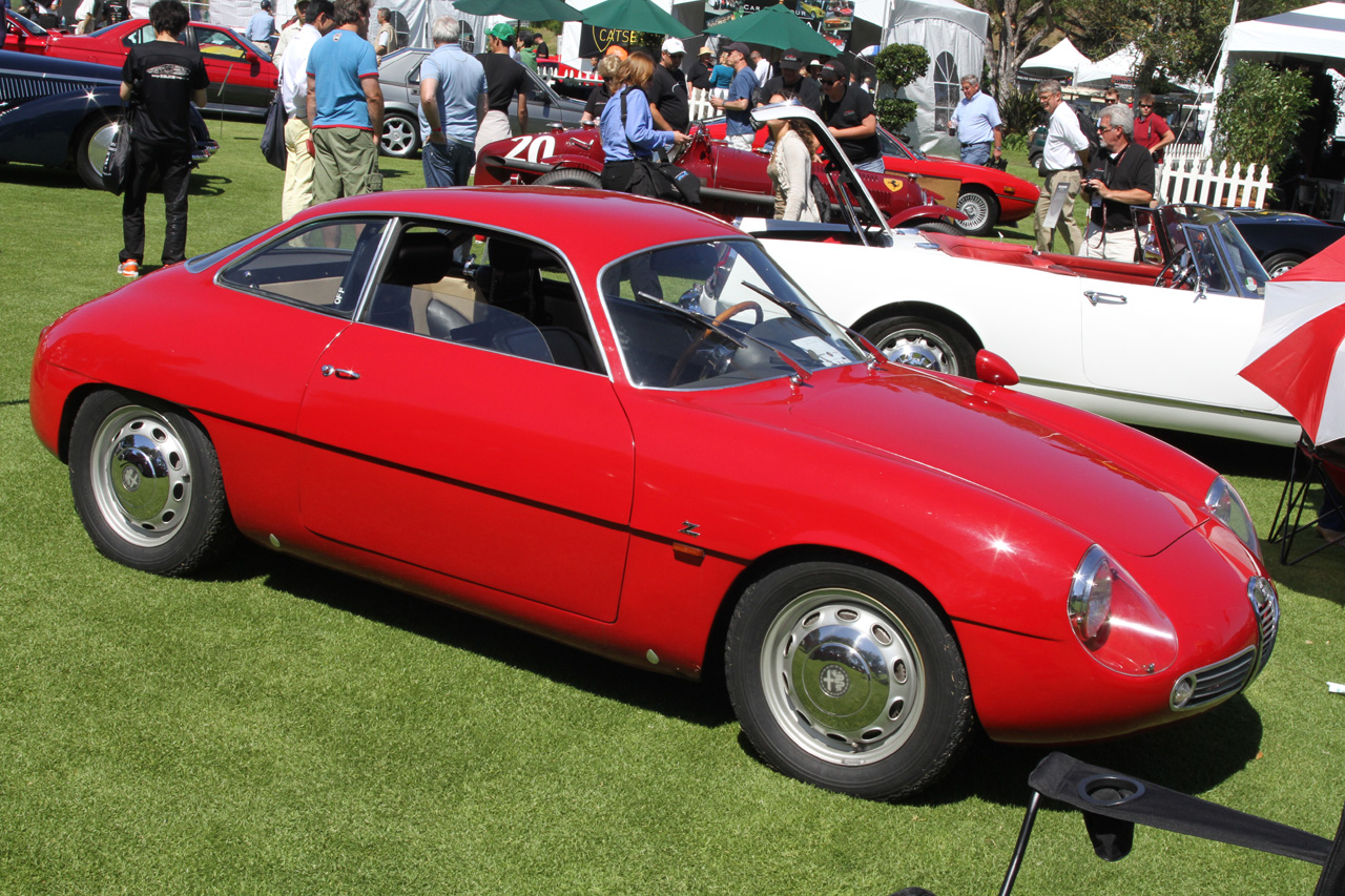1961 Alfa Romeo Sprint Zagato Series 1