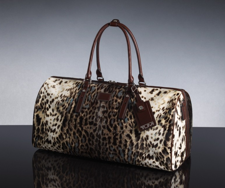 Carry More leopard print