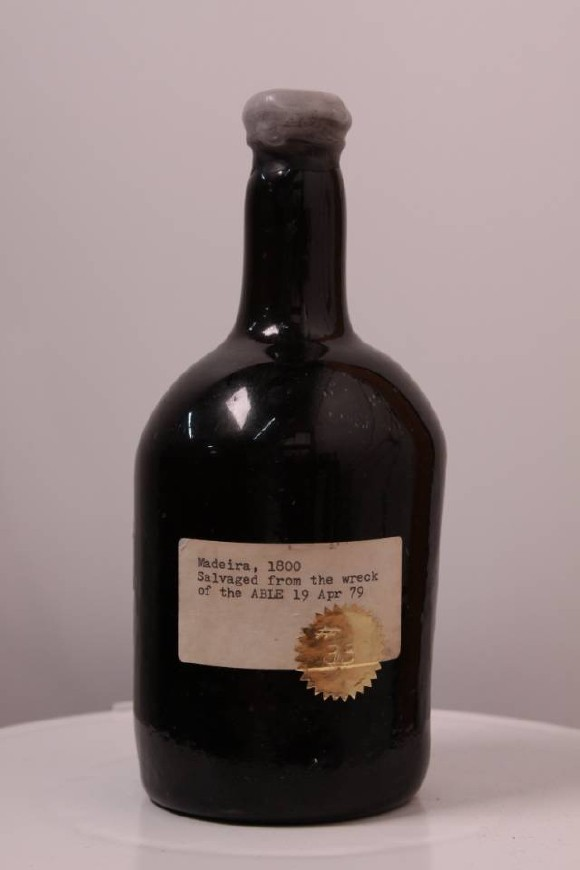 Madeira bottle