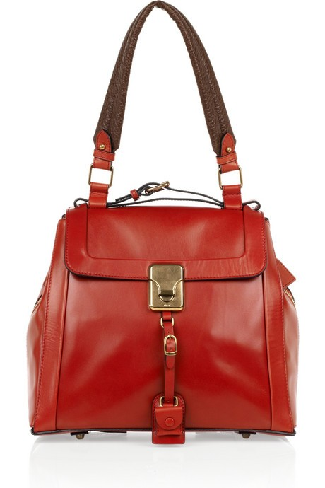 Chloe Darla Leather Tote
