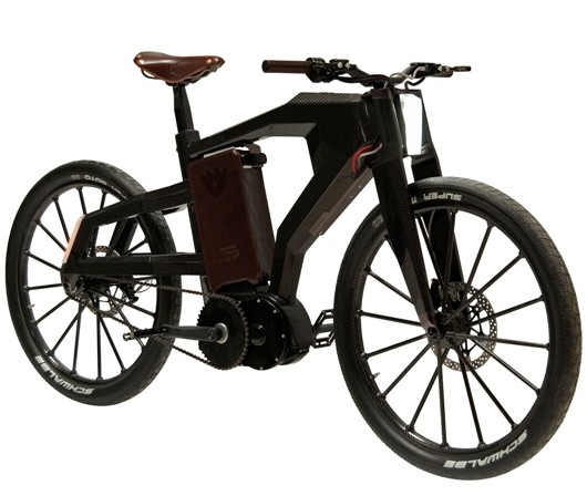 PG-Bikes BlackTrail Electric Bike