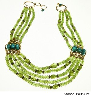 Hassan Bounkit Necklace, $1,650.00