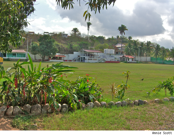 San Pancho Polo Field