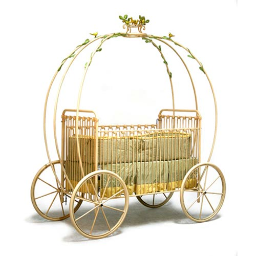 Cinderella Carriage Crib