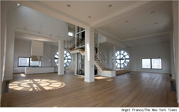 ClockTower Penthouse Still Not Sold, Could Become Rental