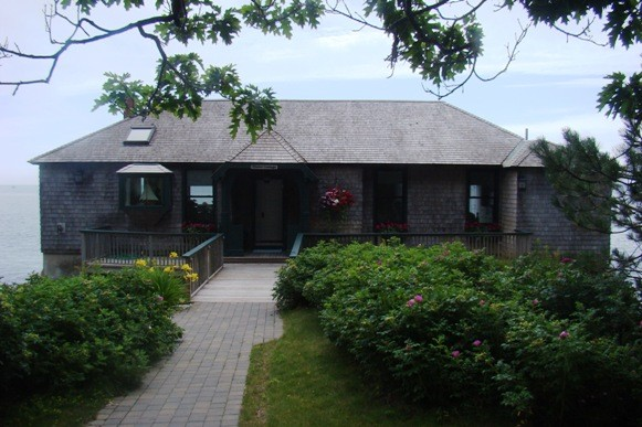 The Flume Cottage at the Samoset Resort