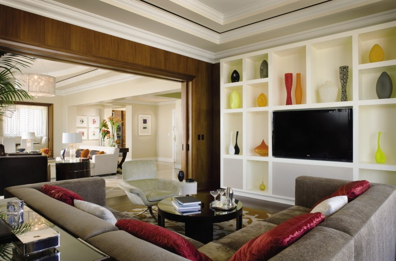 Penthouse Media Room