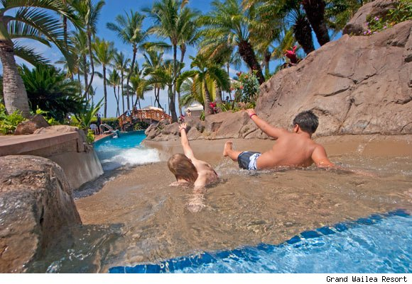 Grand Wailea Resort in Maui, Hawaii