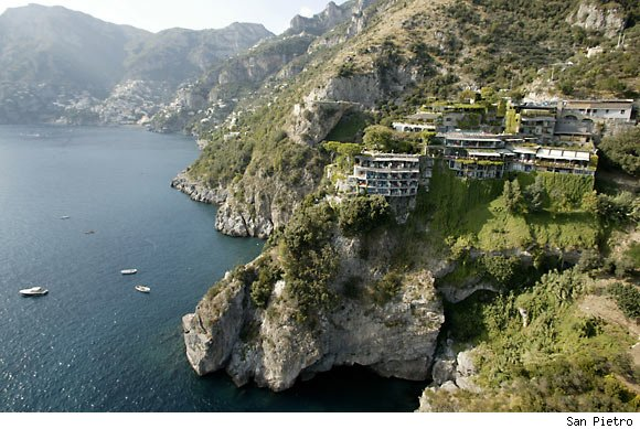 Il San Pietro di Positano Wins Luxist's Editors' Choice Award for Best in Summer Travel