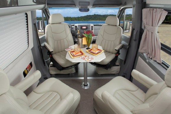 Luxury photos and articles stylelist for Mercedes benz rv class b