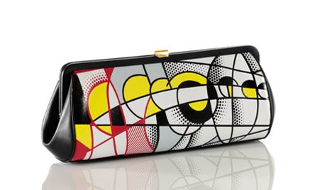 Borbonese & Lichtenstein Eclipse of the Sun Clutch