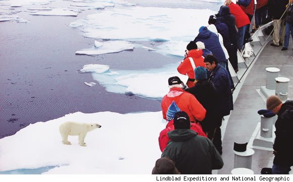 Land of the Ice Bears with Lindblad Expeditions and National Geographic