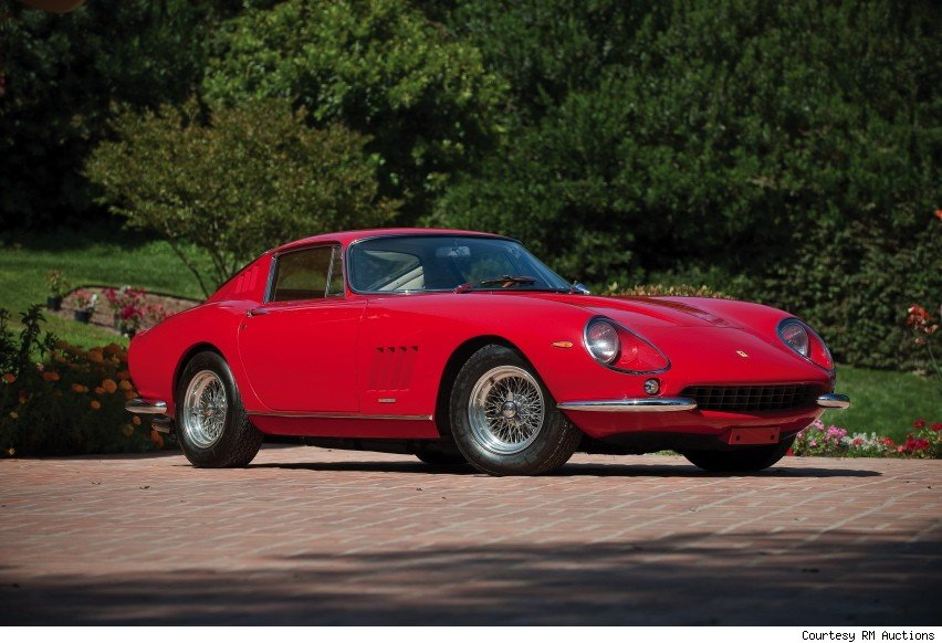 1967 Ferrari 275 GTB/4 Berlinetta