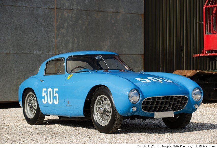 1954 Ferrari 500 Mondial Berlinetta