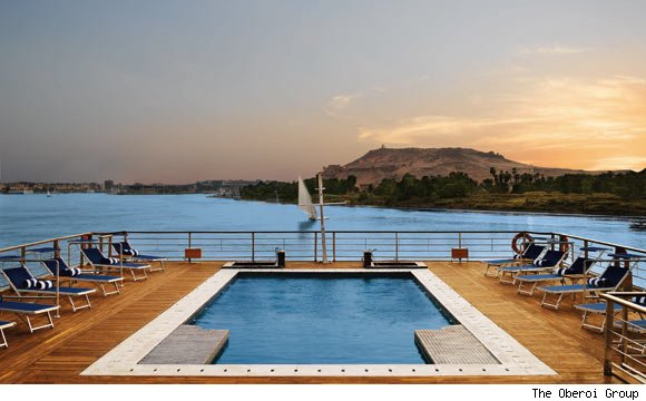 The Oberoi Zahra – Nile Cruiser