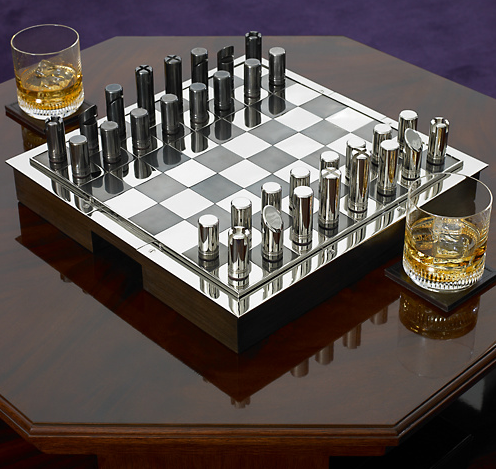 Ralph Lauren Hammond Chess Set