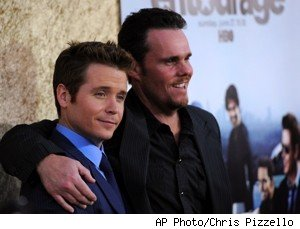 Kevin Connolly and Kevin Dillon