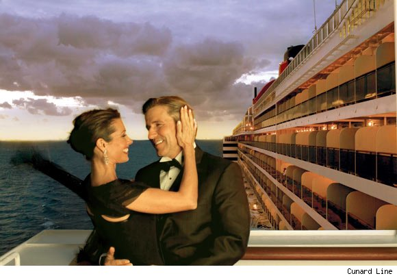 Mediterranean Luxury Cruise aboard the Queen Mary 2