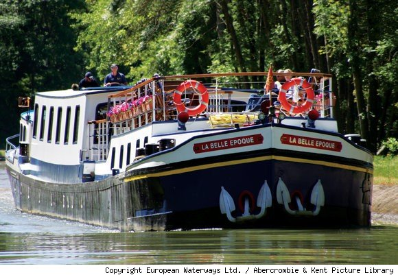 River Barge Trip through Burgundy, France with Abercrombie & Kent
