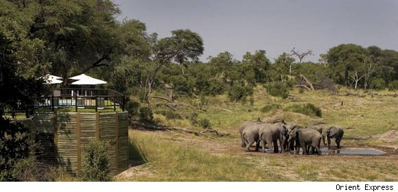 Savute Elephant Camp by Orient Express