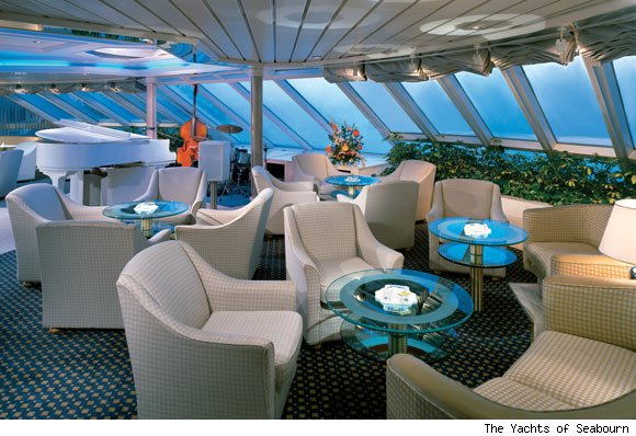 The Yachts of Seabourn (The Fabled Far East Cruise)