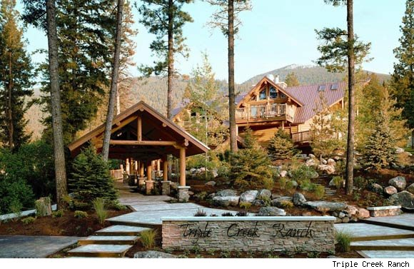 Triple Creek Ranch is nominated for a Luxist Award for Best Adventure Getaway