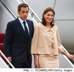 nicolar sarkozy and carla bruni