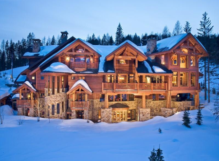 whitefish montana house