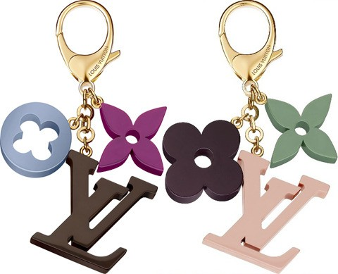 Louis Vuitton Bag Charms