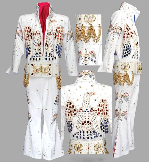 Elvis Presley Halloween Costume