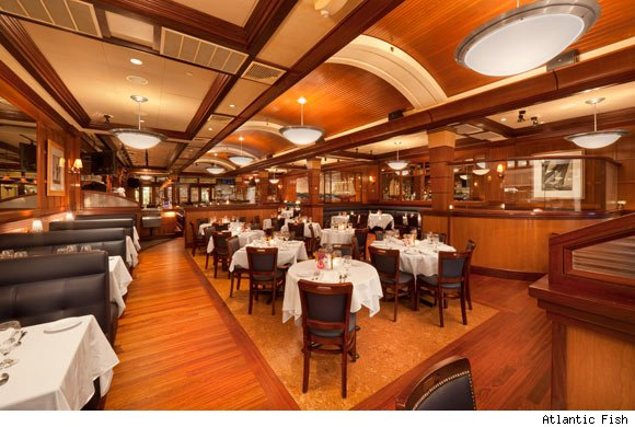 Luxury photos and articles stylelist for Best fish restaurants in boston