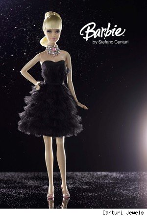 Stefano Canturi's Legendary Barbie