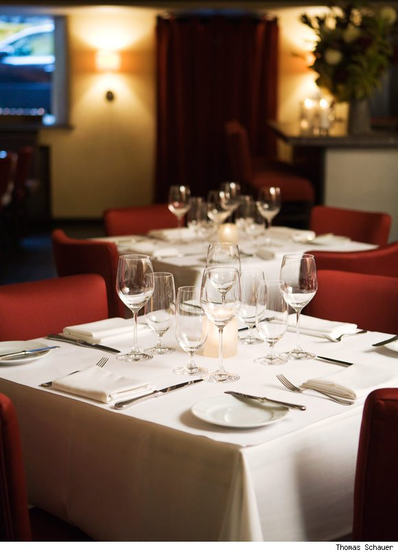 Blue Hill New York is nominated for a Luxist Award for Best Romantic Restaurant