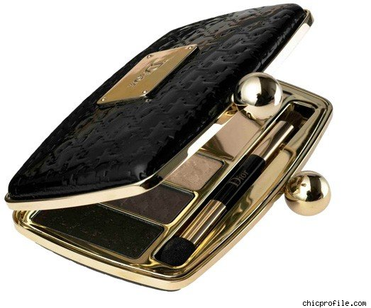 Dior's Holiday 2010 Minaudiere: Carry Shadow and Gloss in Style