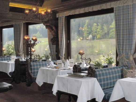 Kohlerstube, One of The Resort's Restaurants