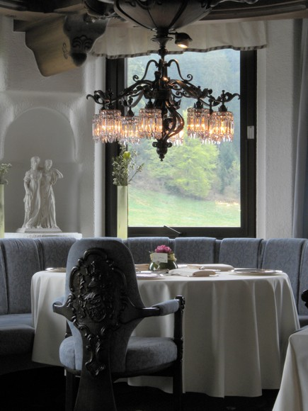 Elegance at Schwarzwaldstube Restaurant, 3 Star Michelin