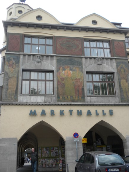Stuttgart's Historic Market Hall