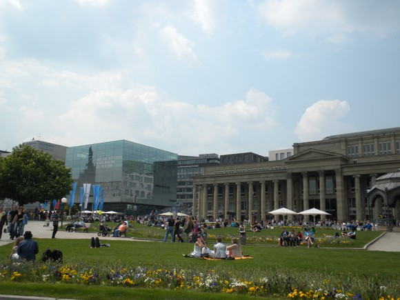 Stuttgart's Lawns, Museums and More