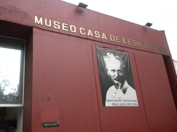 Trotsky Museum is Near Casa Azul: Kahlo Had an Affair with Him